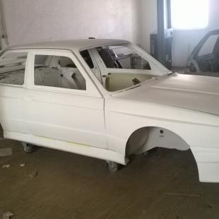 Bodywork Bmw E30 Conversion M3 E30 Replica Pesch Motorsport