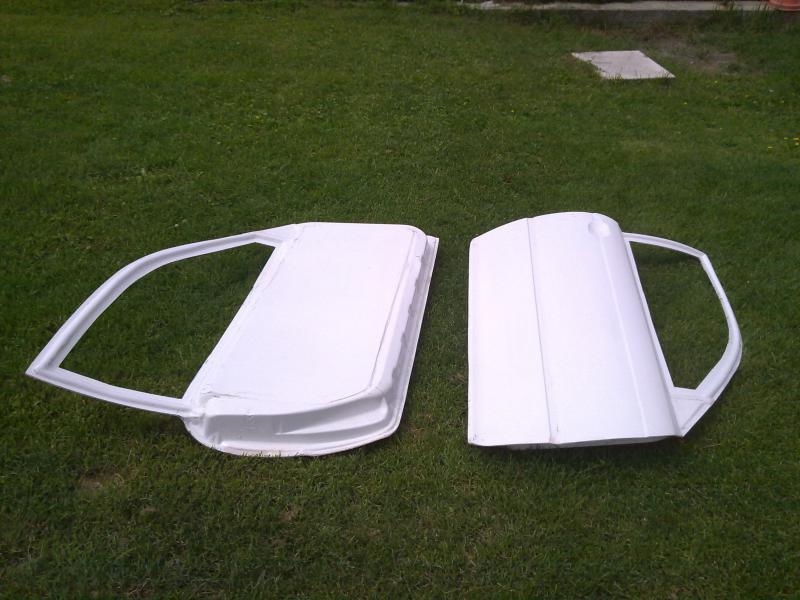 Fiberglass Doors For Bmw E46 Coupe Pesch Motorsport