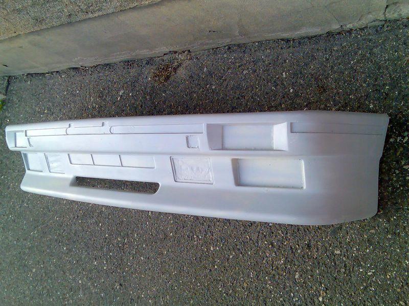 Fiberglass Front Bumper Bmw E30 M3 Pesch Motorsport