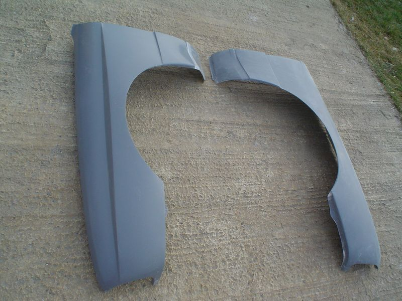 Fiberglass Fenders For Bmw E30 M3 Pesch Motorsport