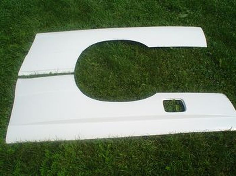 Fiberglass Rear Side Panel Bmw E30 M3 Pesch Motorsport Shop