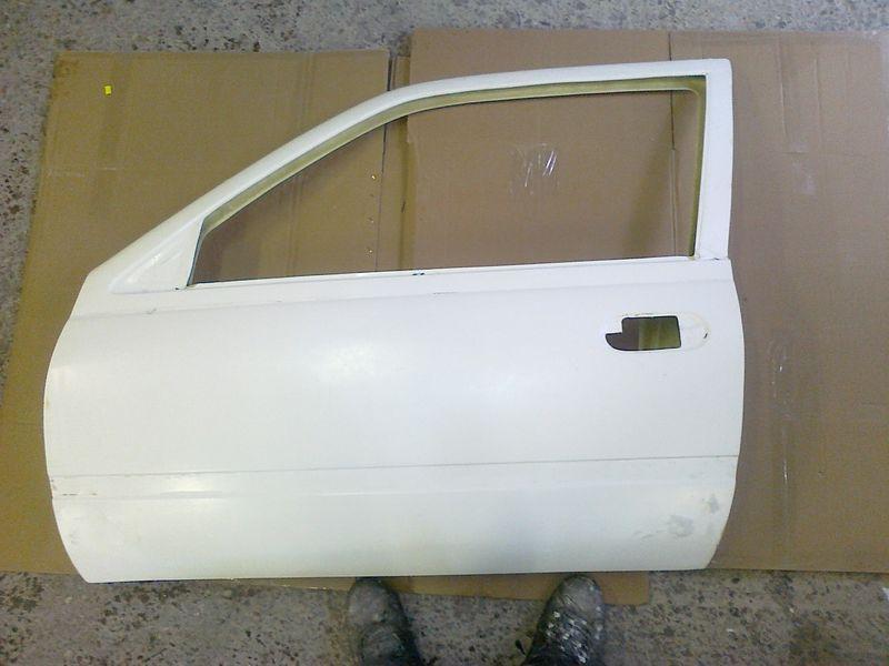Left Fiberglass Door For Nissan Sunny S14 Pesch Motorsport