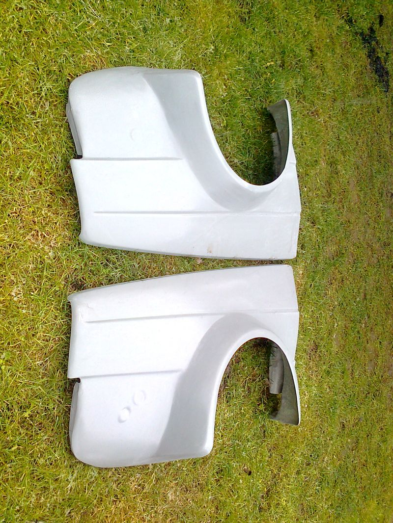 fiberglass wide front fenders for vw golf 2 pesch. Black Bedroom Furniture Sets. Home Design Ideas