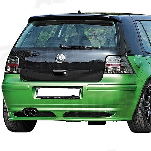 vw golf 4 rear spoiler bottom ex mattig pesch. Black Bedroom Furniture Sets. Home Design Ideas
