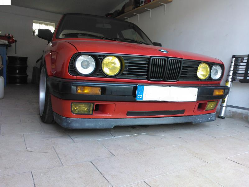 Bmw E30 Is Front Lippe Pesch Motorsport Shop With