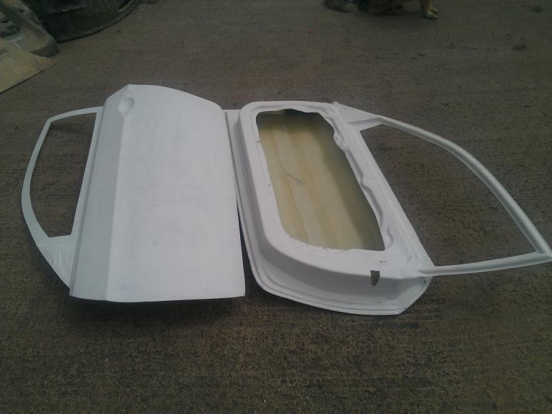 Fiberglass Car Doors : Bmw e fiberglass doors pair pesch motorsport shop