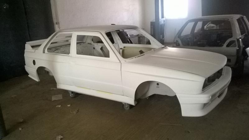 Bodywork Bmw E30 Conversion M3 E30 Replica Pesch