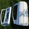 Fiberglass doors for Renault Clio 2007