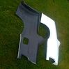 Carbon rear side panel BMW E36 coupe