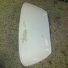 Honda Civic fiberglass rear window