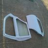 Fiberglass rear doors for Alfa Romeo 156