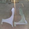 Fiberglass Fenders for Alfa Romeo 156